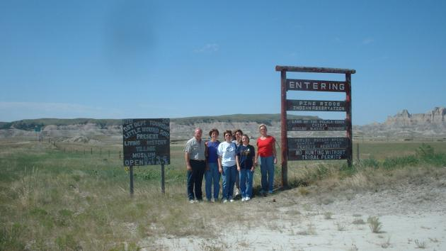 Pine Ridge Indian Reservation